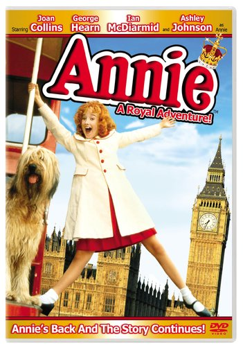 ANNIE:ROYAL ADVENTURE BY JOHNSON,ASHLEY (DVD)